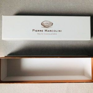Pierre Marcolini Macaron Storage Box